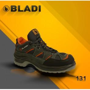 Zapato Trecking - Seguridad 131 ME GRIS