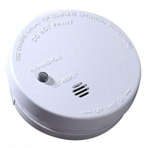 Sensor Detector De Humo KIDDE Autónomo Inalámbrico Batería 9 Volts