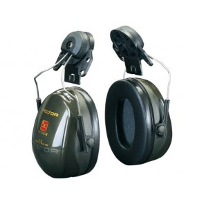 Protector auditivo 3M OPTIME II H520P3E CASCO (SNR30)