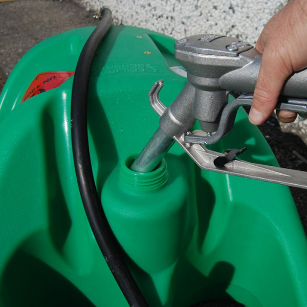 Contenedores móviles Gasolina 110 Lts