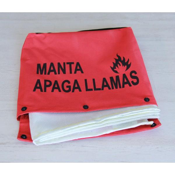Manta Ignifuga Apagallamas 2 X 1 Mts